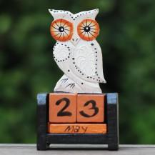 'White Owl