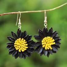 'Black Sun Flower