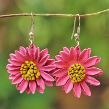 'Pink Sun Flower