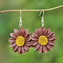 'Brown Sun Flower