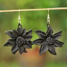 'Black Flower