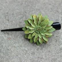 'Soft Green Flower