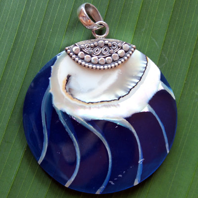 'The Blue Ocean Shell