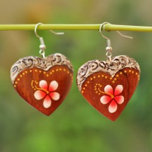 'Flowered Hearts