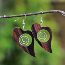 'Spiral on Heart