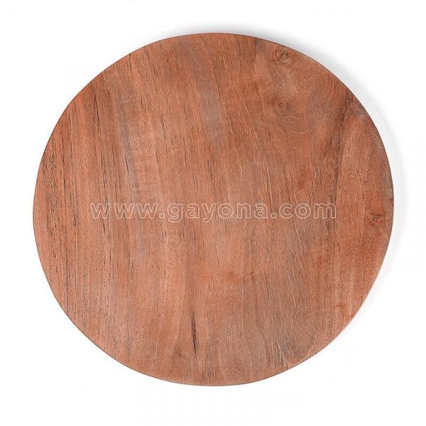 'Plain Roundy Plate